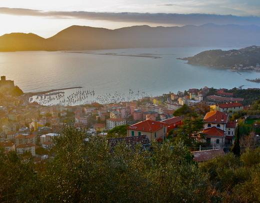 Cinque Terre-gulf of poets