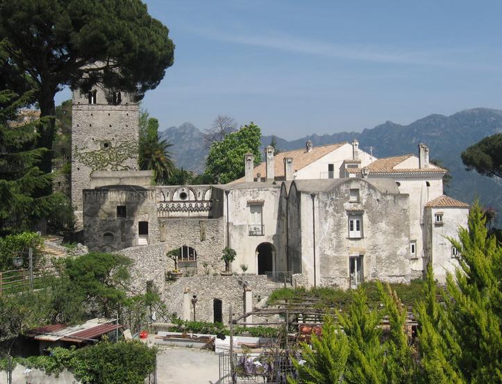 amalfi-villa rufolo