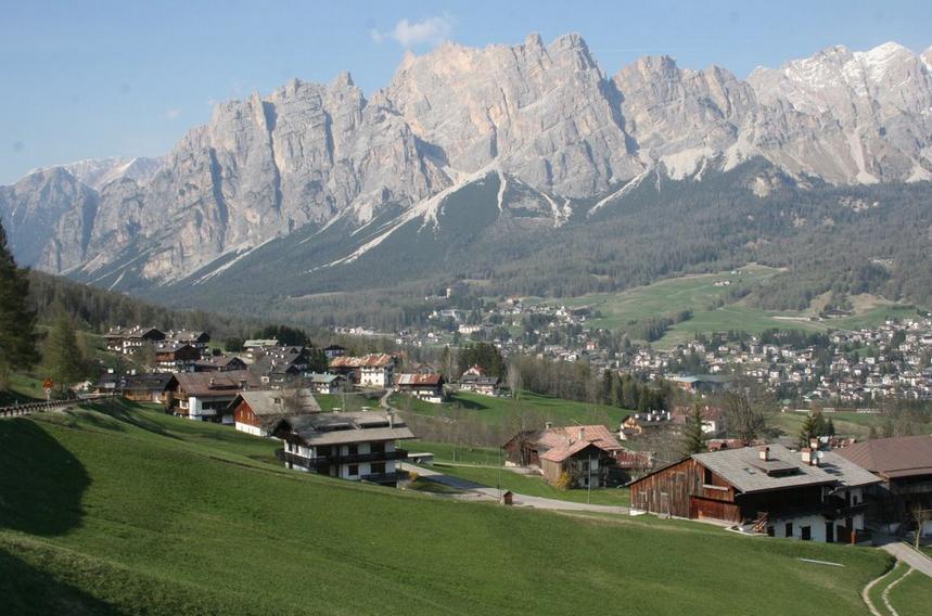 dolomieten-Cortina d'Ampezzo